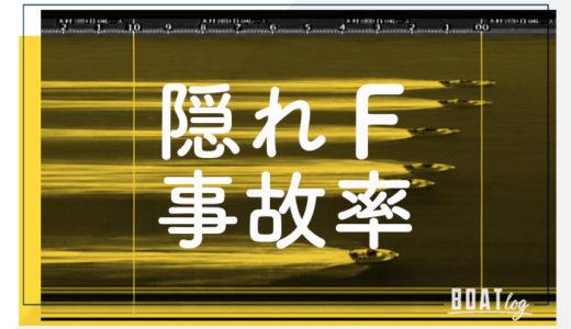 【競艇入門】隠れF・事故点について | 級別審査期間のポイント