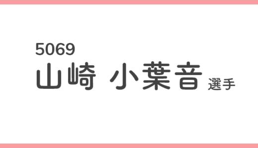 【競艇選手データ】山崎 小葉音 選手/5069  特徴・傾向