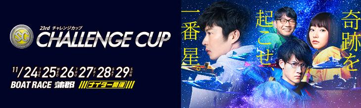 チャレンジカップ(競艇)画像